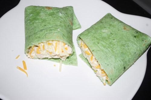 Chicken Salad Wraps